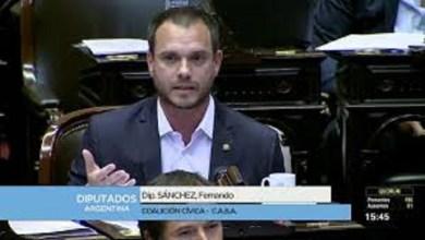 Photo of Fernando Sánchez: » La mayoría de sus funcionarios terminaron presos»