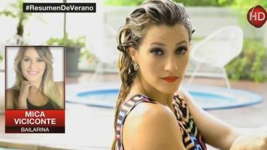 Photo of Micaela Viciconte y su confesión de verano: «No soy lesbiana»
