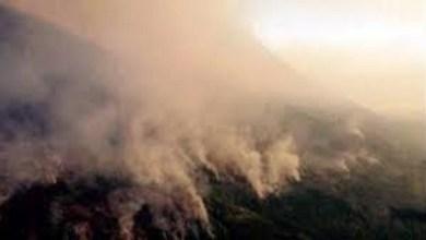 Photo of Intentan controlar un incendio en Chubut