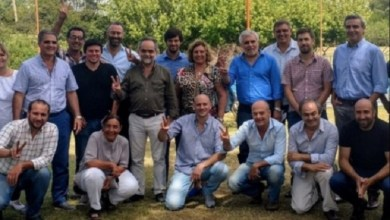 Photo of El reclamo de Intendentes peronistas a Vidal mayor coparticipación