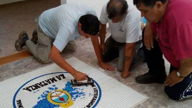 Photo of Donan una obra de arte en homenaje a los excombatientes de Malvinas