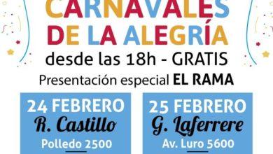 """Photo of Los """"Carnavales de la Alegría"""""""