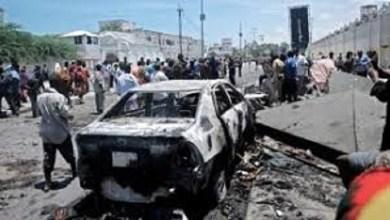 Photo of Coche bomba, son 35 ya los muertos