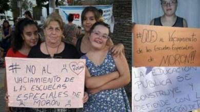 Photo of Despidos en escuelas para niños sordos y con discapacidad intelectual