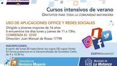 Photo of El Municipio dictó cursos gratuitos de tres talleres sobre ciencia y tecnología