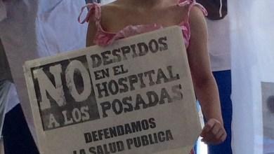 Photo of Mas despidos en el Hospital Posadas