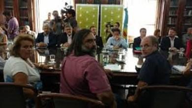 Photo of Nueva reunión paritaria