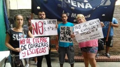 Photo of Cierre de cursos: Movilización Hacia la Jefatura Regional
