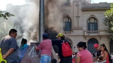 Photo of Movilizaciones por el homicidio del chofer de la 620