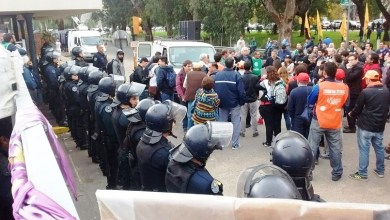 Photo of Intervención de Gendarmería en el INTI