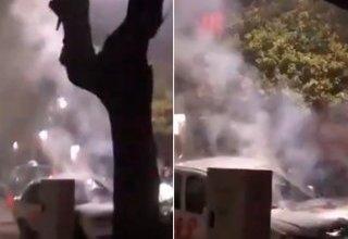 Photo of Otra vez los «caza Uber»: prendieron fuego en auto Villa Devoto