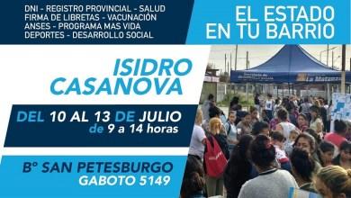 Photo of Operativo «El Estado en tu Barrio»