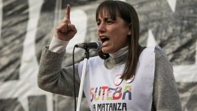 """Photo of Romina del Plá: """"Ratificamos los tres días de paro y rechazamos el apriete del gobierno de Vidal con la conciliación obligatoria"""""""