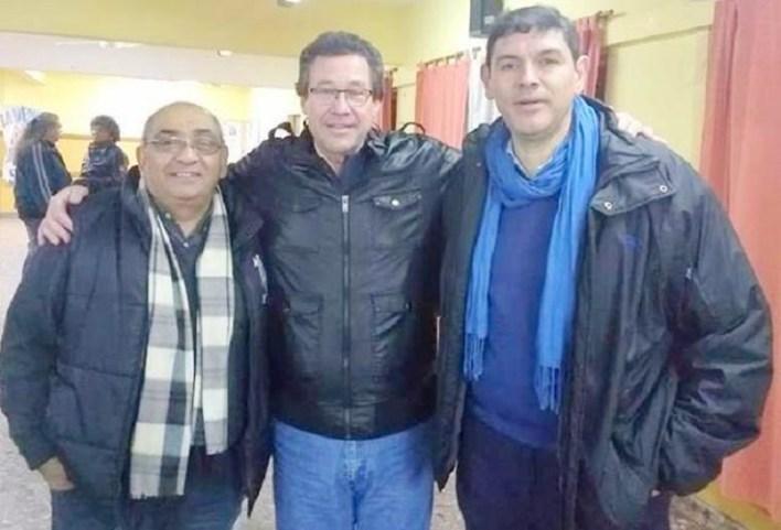 Daniel Troncoso y  su triunfo en las elecciones del STMLM