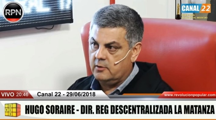 Hugo Soraire