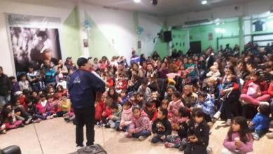 Photo of Vacaciones y receso escolar en la Sede Ferroviaria de Tapiales