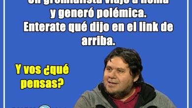 Photo of Néstor Segovia: «No usen versiones falsas, de mi boca saldrá la verdadera verdad»