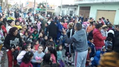 Photo of Isidro Casanova: Una fiesta solidaria