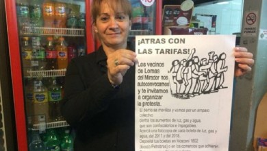 Photo of En Lomas del Mirador vecinos juntan facturas para presentar un amparo colectivo