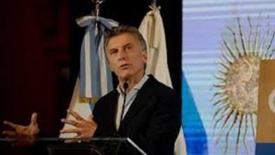 Photo of Macri anunció un adelanto de fondos del acuerdo con el FMI