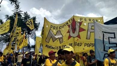 Photo of Este viernes habrá cortes y movilizaciones en La Plata y en otras ciudades del país
