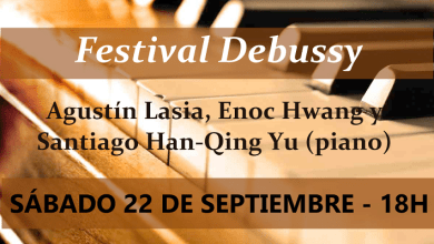 "Photo of ""Clásica al Atardecer"" presenta Festival Debussy"