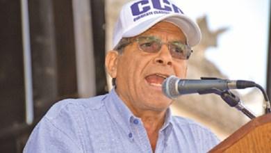 """Photo of Juan Carlos Alderete: """"La ministra Bulllrich le tiene odio a los pobres"""""""