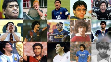 Photo of Dolor mundial: murió Diego Armando Maradona