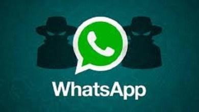 Photo of Un mensaje de WhatsApp que alerta a usuarios