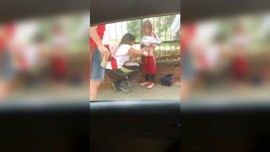 Photo of Detuvieron a la mujer de River que guardó bengalas entre la ropa de su hijo