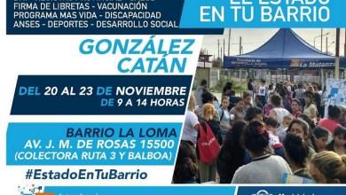 Photo of El Barrio La Loma sigue siendo el destino del Estado en tu Barrio