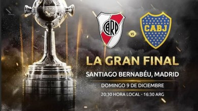 Photo of Confirmado: habrá final de vuelta entre River y Boca