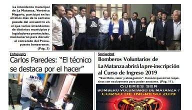 Photo of #BuenLunes Leé la edición impresa de Diario NCO del 26-11-2018