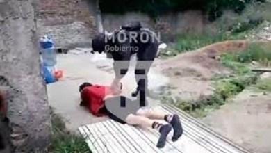 """Photo of Cayó """"El Loco de la Amoladora"""" en Castelar Sur"""
