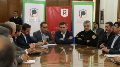 Photo of Tagliaferro participó del Consejo de Seguridad Regional realizado en Morón
