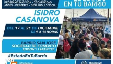 Photo of El estado en tu Barrio continúa en Casanova