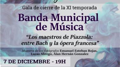 """Photo of """"Conciertos de Gala"""": La Banda Municipal de Música cierra la XI edición del ciclo de conciertos"""
