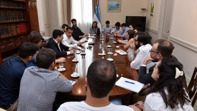 Photo of Finocchiaro conversó con jóvenes referentes de Cambiemos