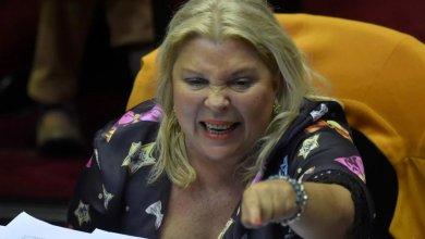 Photo of Elisa Carrió criticó duramente a la ministra de seguridad