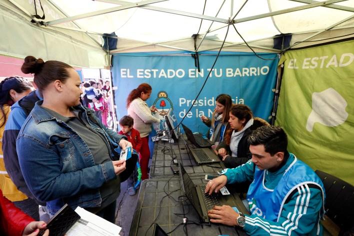 """""""El Estado en Tu Barrio"""" estará en 10 municipios de la provincia de Buenos Aires"""