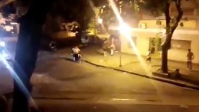Photo of Robos, descontrol y corridas en la capital bonaerense de La Plata