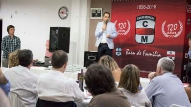 Photo of Tagliaferro participó de los festejos por el 120º aniversario del Club Morón