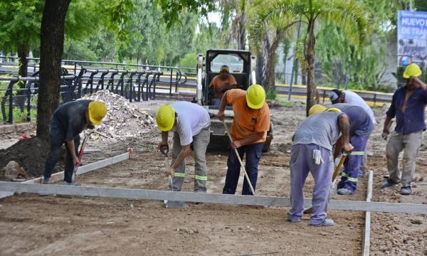 Juan Andreotti recorrió la segunda etapa de renovación del Canal de San Fernando y Tigre