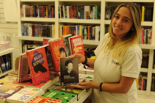En La Plata, los libros sobre feminismo tienen lugar propio