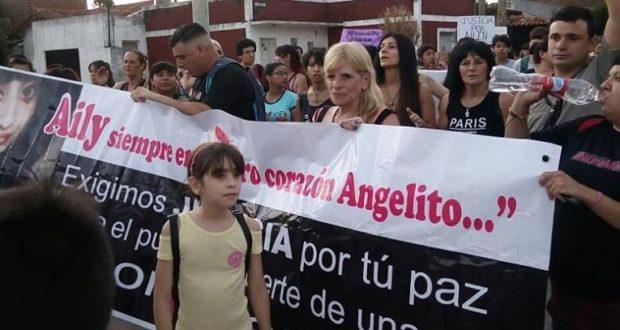 Nueva marcha por el femicidio de Ailen Decuzzi en El Palomar: Ahora temen que el homicida sea deportado