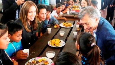Photo of Mauricio Macri y María Eugenia Vidal visitaron el centro recreativo en Ezeiza