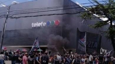 Photo of Paro de trabajadores de Telefé