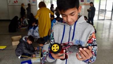 Photo of En febrero la Provincia entregó 6.200 kits y la robótica educativa llegará a mil escuelas más