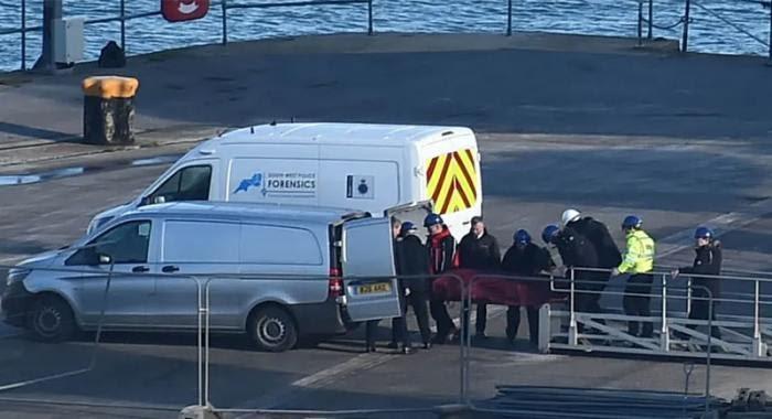 Tragedia de Emiliano Sala: difunden imágenes del rescate de uno de los cuerpos