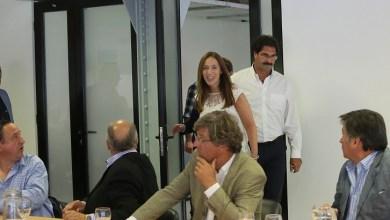 Photo of La gobernadora Vidal recibió a la mesa agropecuaria provincial